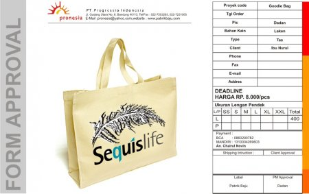 Goody Bag Secuislife